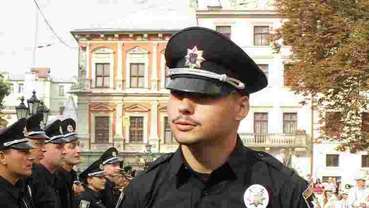 Начальник львівської поліції визнав власне порушення ПДР і пообіцяв виправитись
