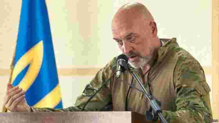 Голова Луганщини пообіцяв знищити вбивць волонтера, який боровся з контрабандою