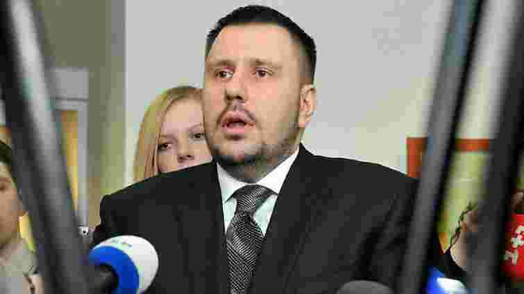 У справі екс-міністра Клименка про розкрадання 3 мільярдів знищено докази