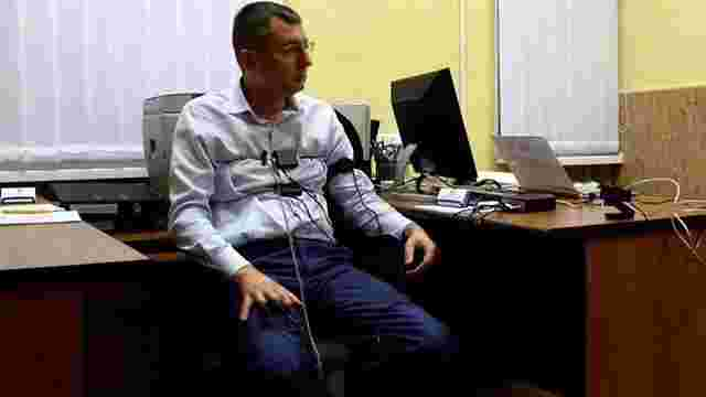 Звільнений голова Митної служби Костянтин Лікарчук доводив свою чесність на поліграфі