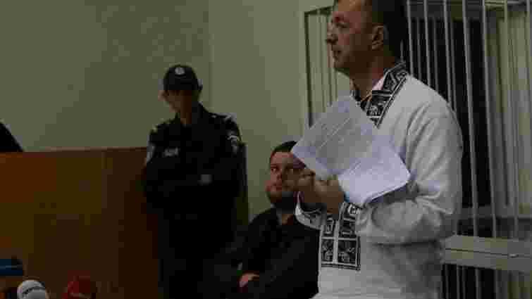 Суд обрав домашній арешт «свободівцю» Леонову, підозрюваному у сутичках під Верховною Радою