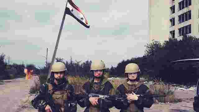 Москва нарешті визнала свою військову присутність у Сирії