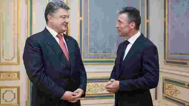Якщо РФ не не припинить вогонь на Донбасі, Європа надасть зброю Україні, - екс-генсек НАТО