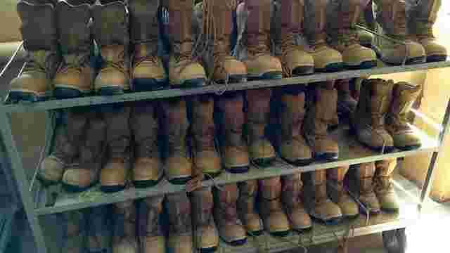 За тиждень військовослужбовці четвертої хвилі мобілізації повинні отримати зимову форму і взуття