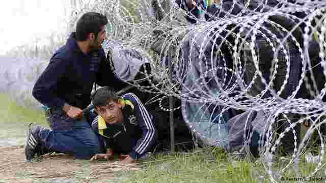 В Угорщині нелегальних мігрантів прирівняли до кримінальних злочинців