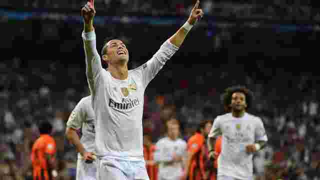 «Реал»  розгромив «Шахтар» у першому матчі Ліги чемпіонів