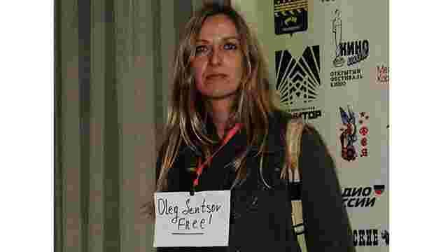 Поліція намагалася затримати українську режисерку на кінофестивалі у Росії