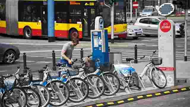 На початку жовтня у Львові облаштують перші п'ять станцій прокату велосипедів