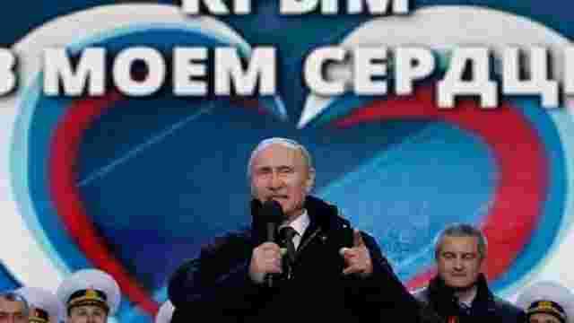 В анексованому Криму вилучають паспорти у жителів без прописки