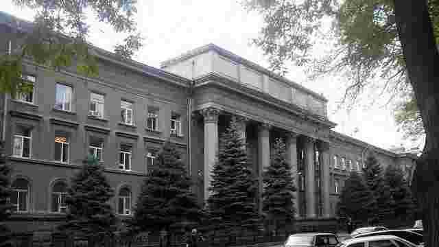 В Одесі вибухом пошкодили будівлю облуправління СБУ (фото)