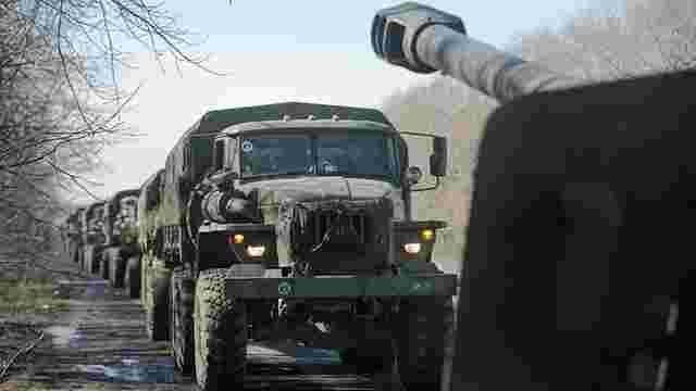 У Мінську підписали угоду про відведення на Донбасі озброєнь калібром менше 100 мм