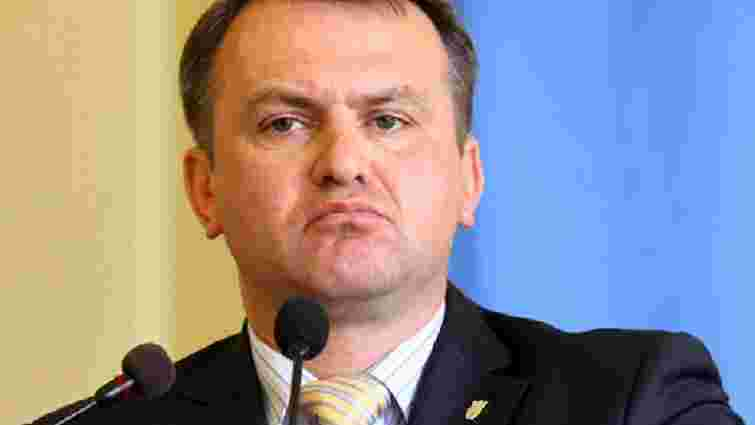 Голова ЛОДА відмовився від посади через вибори