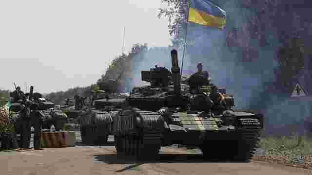 Першими від лінії розмежування Україна відведе танки