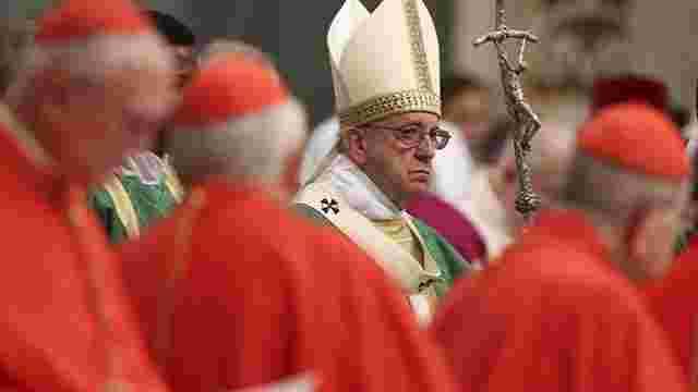 У Ватикані проходить Синод Єпископів з питань родинного життя
