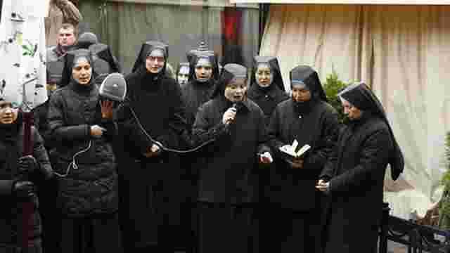 Члени секти Догнала просять у ватажків «ДНР» землю під храм