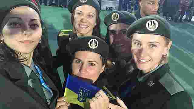 Українка здобула перше золото на Всесвітніх Іграх серед військовослужбовців