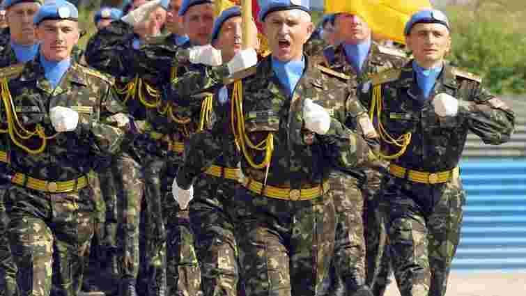 Верховна Рада дозволила укладати короткотермінові контракти в армії