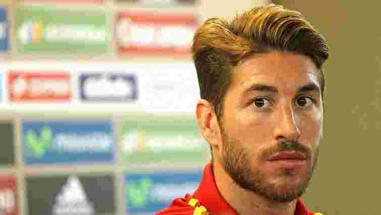 Капітан збірної Іспанії не зіграє проти України у матчі відбору до Євро-2016