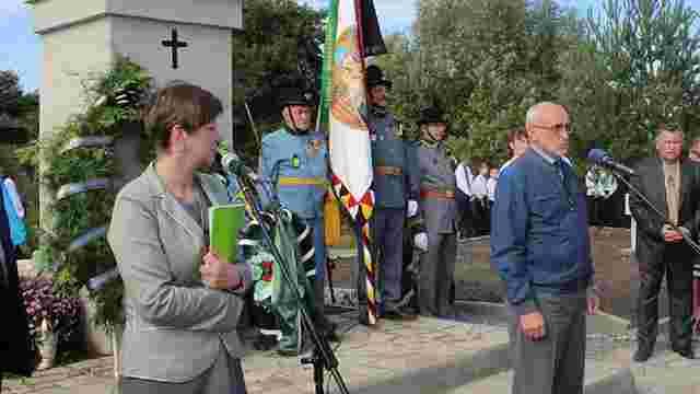 Австрійці відновили на Львівщині військовий цвинтар часів Першої світової війни