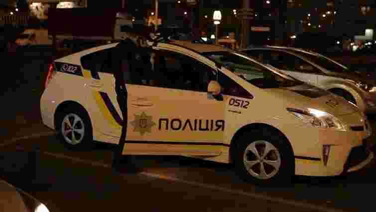 У Києві поліцейські затримали п'яних міліціонерів (оновлено)