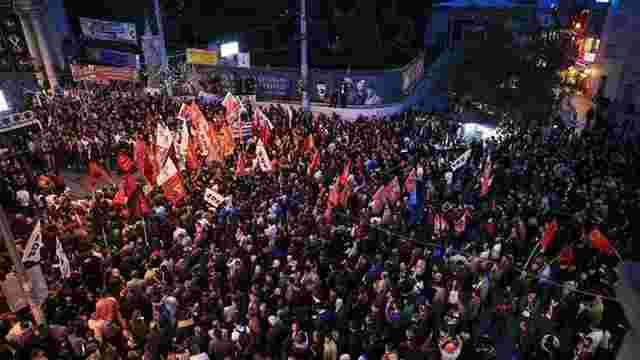 У Туреччині відбулися масові протести через теракт в Анкарі