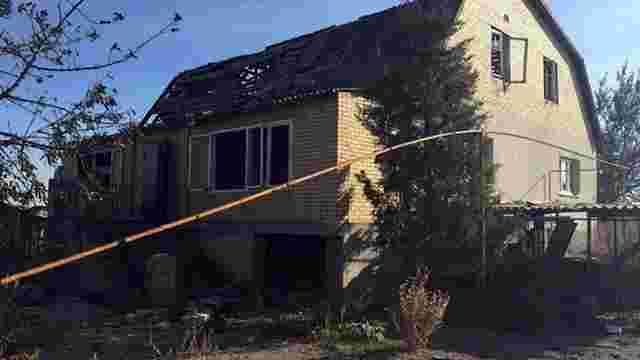 У Мар'їнці з приватного будинку вилучили гранатомет і 80 кг пороху