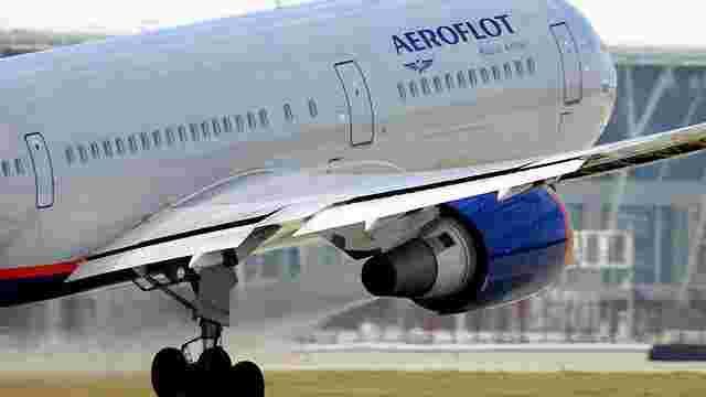 Україна дозволила транзит російських літаків, але без зброї на борту