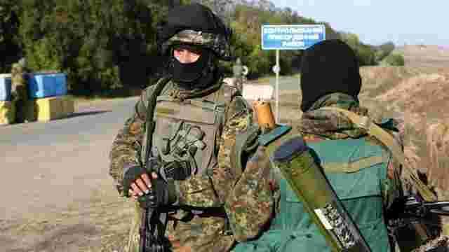 Троє українських військових підірвалися на фугасі на Луганщині