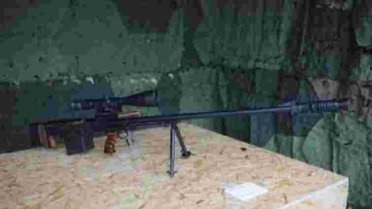 В Україні розробили нову снайперську гвинтівку великого калібру
