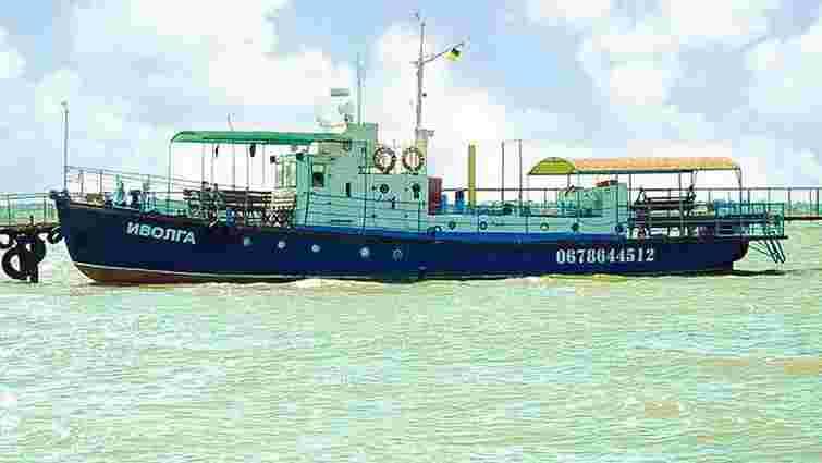 Внаслідок аварії прогулянкового катера під Одесою загинули 14 туристів