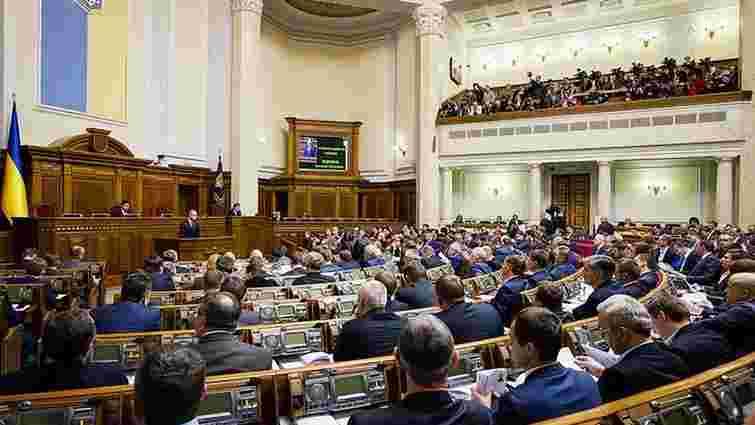 Коаліційна угода виконана тільки на 30%, - Порошенко