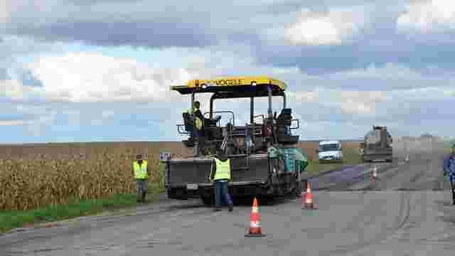 Обласний бюджет отримав ₴29 млн від митниці на ремонт доріг