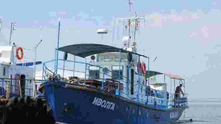 Суд взяв під варту капітана затонулого під Затокою катера «Іволга»