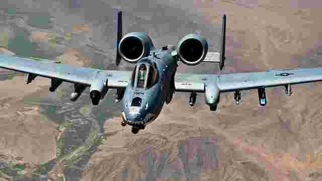 США розмістили 12 штурмових літаків у Туреччині