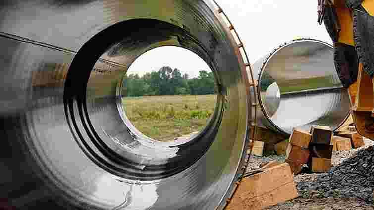 «Газпром» втратив на трубах для «Південного коридору» 18 млрд рублів