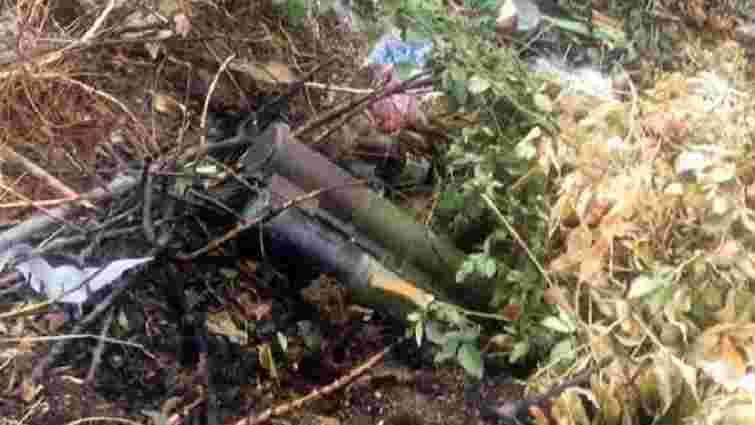 Міліція виявила в Маріуполі схованку з гранатометами і боєприпасами
