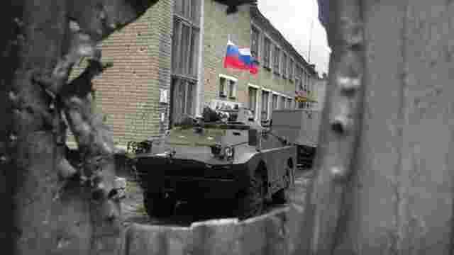 Бойовики «ЛНР» ховають «відведену» техніку біля лінії фронту, - Тимчук