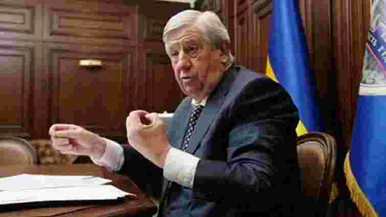 Шокін обіцяє піти у відставку після реформи прокуратури