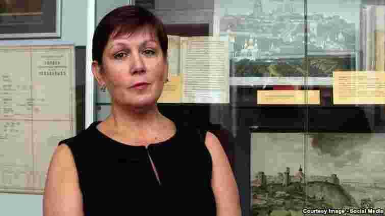 Директорку московської бібліотеки української літератури взяли під домашній арешт