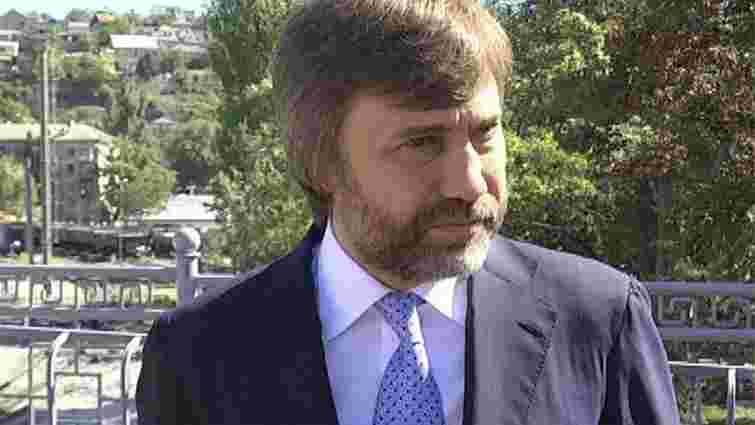 Нардеп Новинський погодився прийти на допит в МВС