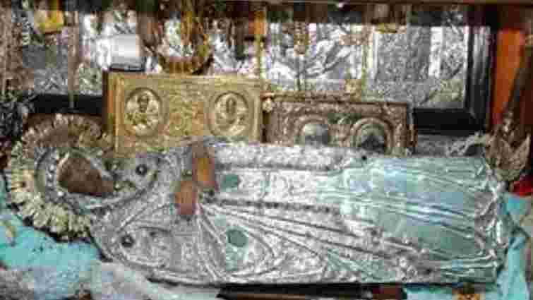 До Львова вдруге привезуть єрусалимську Плащаницю Богородиці