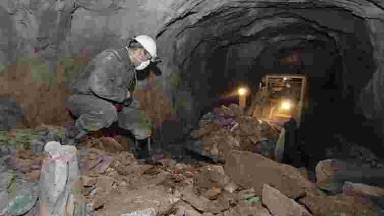 Жебрівський хоче об'єднати всі шахти Донецької області в єдину компанію