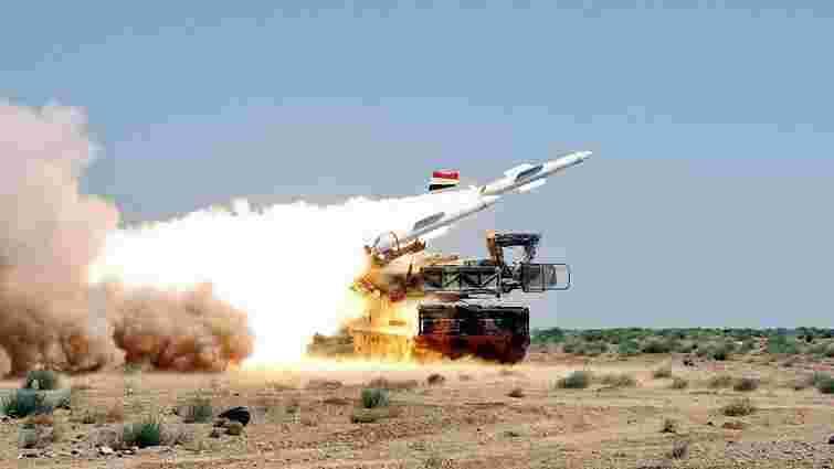 Росія відправила до Сирії зенітно-ракетні комплекси