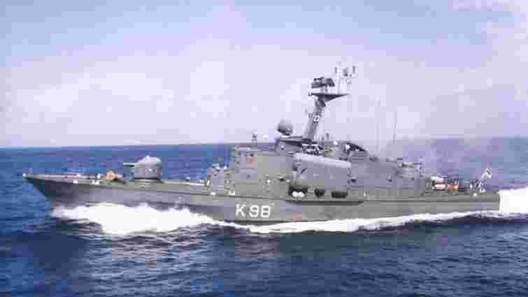 Латвія зафіксувала російські кораблі біля своїх кордонів