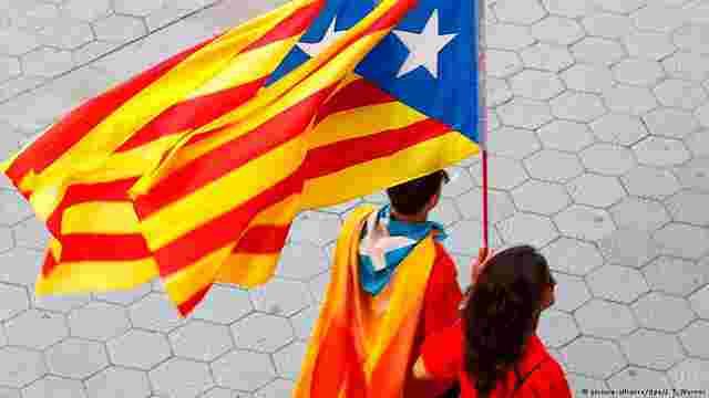 Парламенту Каталонії дозволено голосувати щодо незалежності