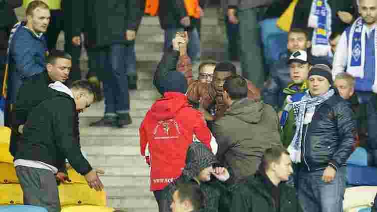 Розслідування встановило 7 осіб, причетних до бійок на матчі «Динамо» - «Челсі»