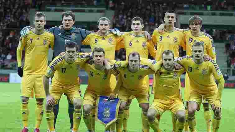 Збірна України отримає €2 млн за вихід у фінальну частину Євро-2016