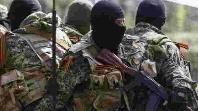 З початку року затримали 250 бойовиків «ДНР» і «ЛНР»