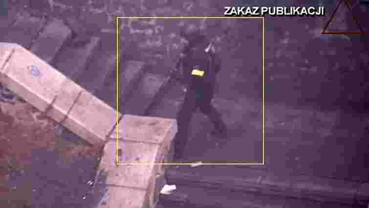 У мережі виклали відео із пересуванням екс-беркутівця Аброськіна під час розстрілів на Майдані