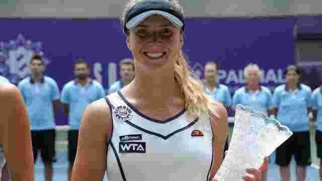 Тенісистка Еліна Світоліна назвала 2015 рік найбільш успішним у своїй кар'єрі
